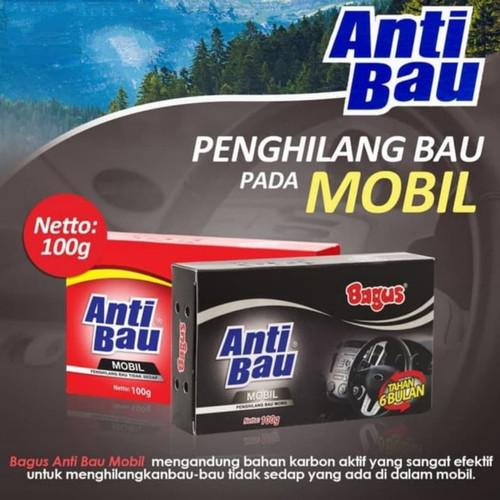 Foto Produk BAGUS ANTI BAU MOBIL 100G W-20316 dari tokobukumurahonline