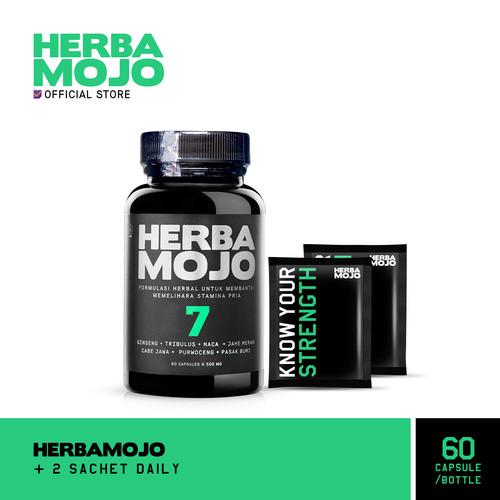 Foto Produk Herbamojo + 2 Sachet Daily dari Herbamojo