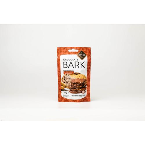 Foto Produk Mini Chocolate Bark, Milk Chocolate with Seed & Grain Sourdough dari Krakakoa Official