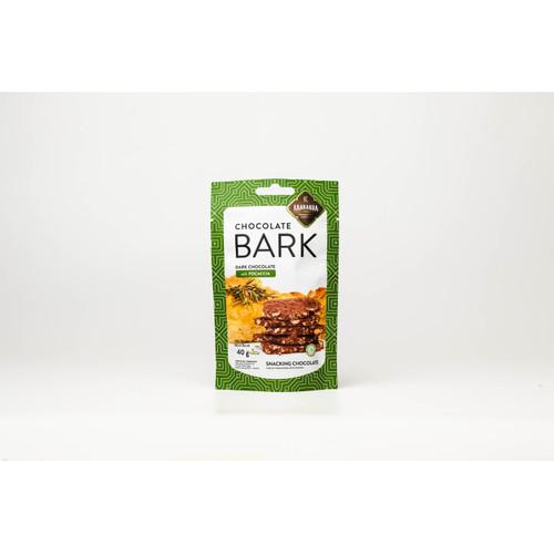 Foto Produk Mini Chocolate Bark, Dark Chocolate with Focaccia - Cokelat Krakakoa dari Krakakoa Official