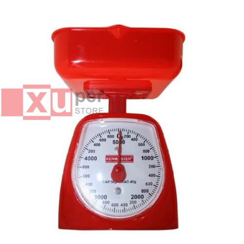 Foto Produk Timbangan kue 5kg Kenmaster dari xuper store