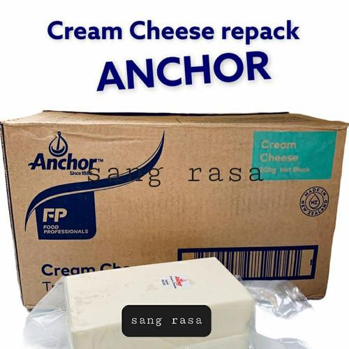 Foto Produk cream cheese anchor repack 1 kg dari sang rasa