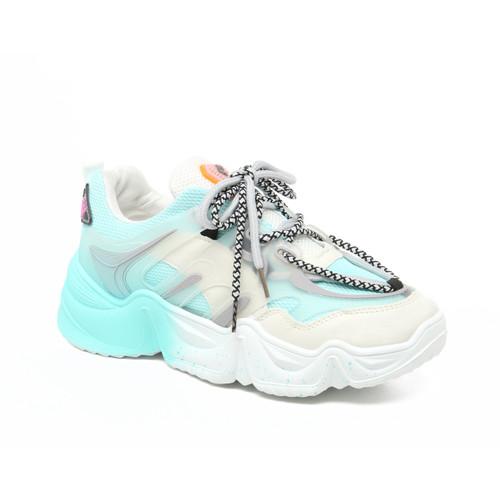 Foto Produk PVN Mujigae Sepatu Sneakers Putih Wanita Sport Shoes 242 - Tosca, 36 dari PVN Official Store