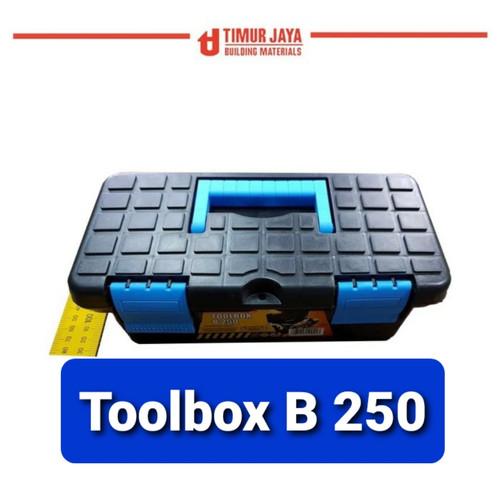 Foto Produk Tool Box Kenmaster type B250 (Untuk Menyimpan Alat Perbengkelan) dari TOKO BESI TIMUR JAYA