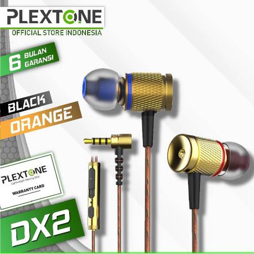 Foto Produk PLEXTONE DX2 HEADSET GAMING PLEXTONE EARPHONE IN EAR BASS HEAD alt G15 - Orange dari Plextone Official