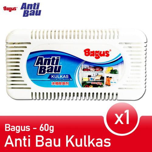 Foto Produk Bagus Anti Bau Lemari Es Penghilang bau kulkas 60 gr W-3363 dari Tchome Official Store