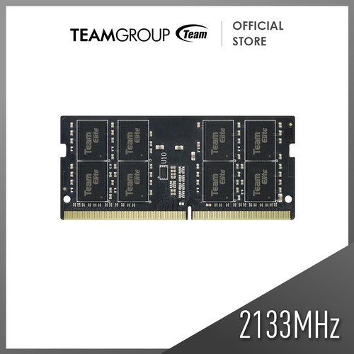 Foto Produk Team Memory Notebook 4GB PC 2133 DDR4 dari Teamgroup Official Store