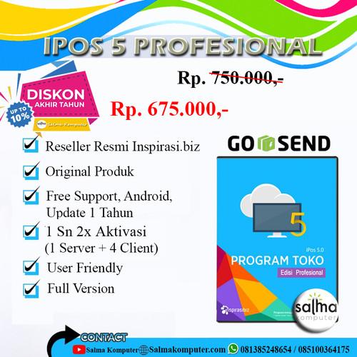 Foto Produk Program Toko iPos 5 Edisi Profesional (ORIGINAL) dari salmakomputer