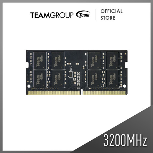 Foto Produk TEAMGROUP Memory Notebook DDR4 8GB 3200Mhz dari Teamgroup Official Store