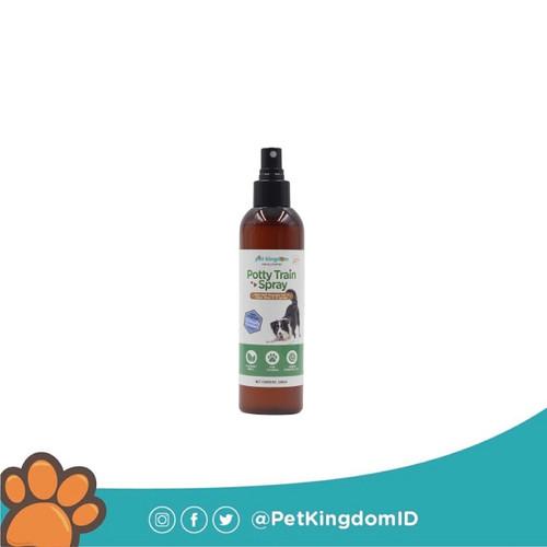 Foto Produk PET KINGDOM POTTY TRAIN SPRAY 200ML dari Pet Kingdom