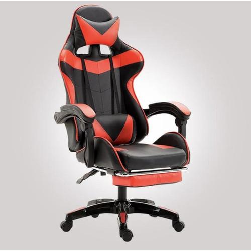 Foto Produk Kursi Gaming Falcon 180c Recline - Merah dari KoolPop Official