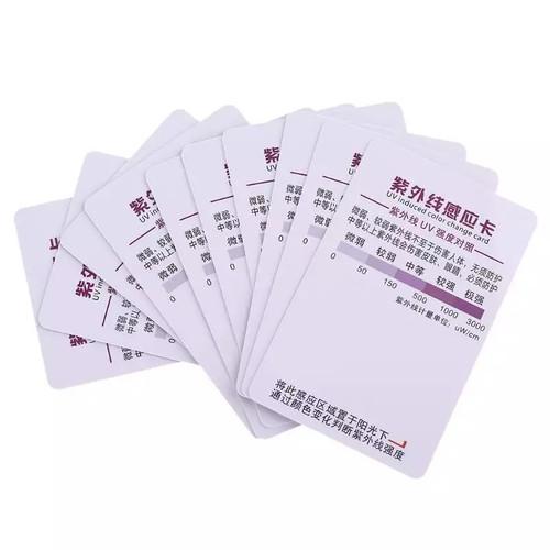 Foto Produk UVB meter tester card/uvb checker/uvb cek dari ERA REPS