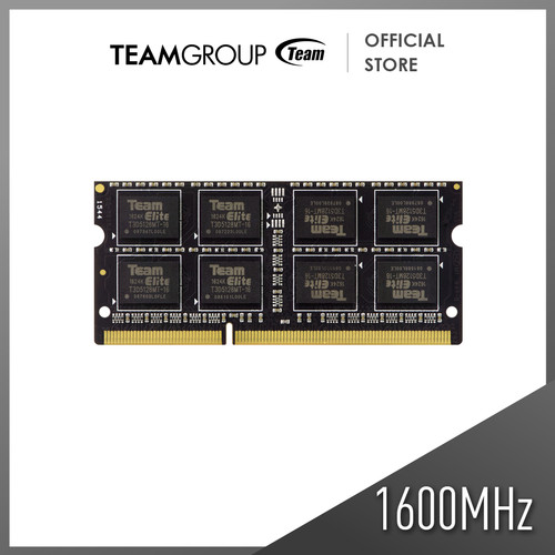 Foto Produk Team Memory Notebook 2GB PC 1600 DDR3L 1.35V dari Teamgroup Official Store