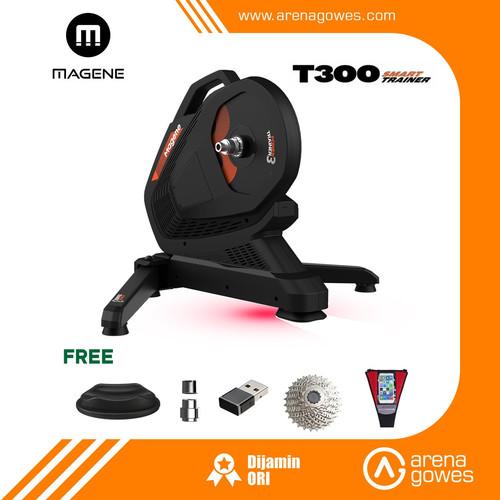 Foto Produk Sepeda Statis Smart Power Trainer Magene T300 Kompatible dengan Zwift dari arenagowes
