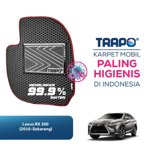 Foto Produk Karpet Mobil Lexus RX 300 (2016-Sekarang) Trapo Indonesia + Bagasi - Fullset Saja dari Trapo Indonesia
