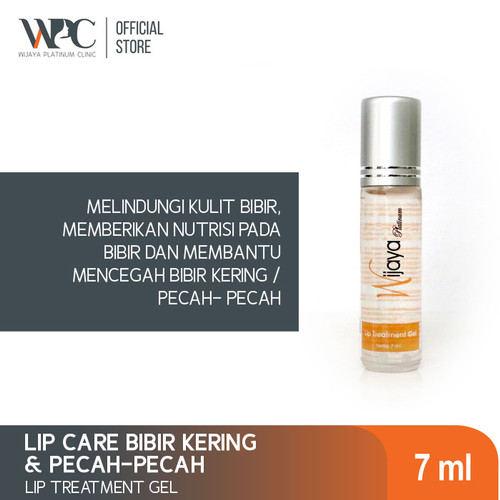 Foto Produk WPC Lip Treatment Gel 7ml   Lip Balm   Lip Care Bibir Kering dari Wijaya platinum official