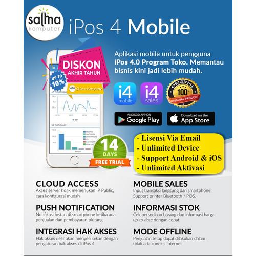 Foto Produk Ipos 4 Mobile Owner & Sales Versi Basic dari salmakomputer