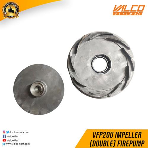Foto Produk Sparepart Valco Ultima VFP 20U Impeller (Double) Firepump dari Valco