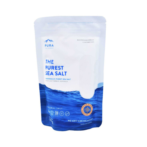 Foto Produk Pura The Purest Sea Salt 300Gr - Sea Salt Fines dari House Of Organix