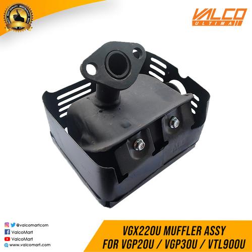 Foto Produk Sparepart Valco Ultima VGP 20U / 30U / VTL 900U Muffler Assy dari Valco