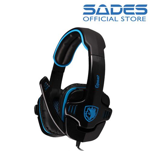 Foto Produk Sades G-Power SA-708 Gaming Headset dari Sades Official Store