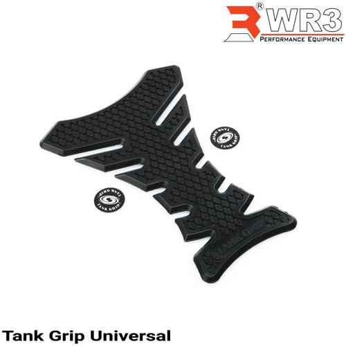 Foto Produk Tank Grip WR3 & Tankpad WR3 Tengah Type Standard TechSpech ModeL dari Xtreme Motor Sport
