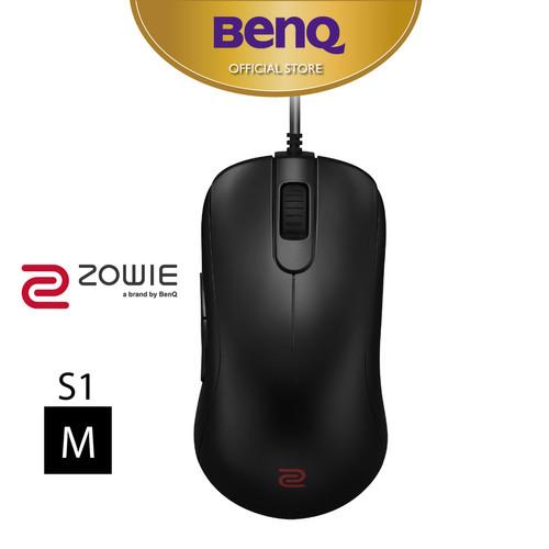 Foto Produk [NEW] BenQ ZOWIE S1 Version 3360 Sensor Esports Gaming Mouse (MEDIUM) dari BenQ Official Store