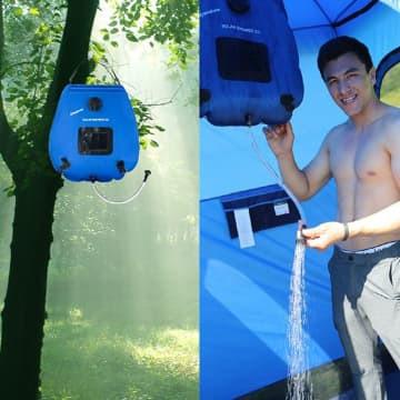 Foto Produk Solar Shower 20 Ltr King Camp - Oranye dari Toko Bima Jaya 7