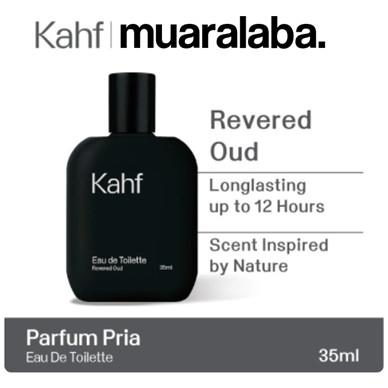 Foto Produk Kahf Black - Revered Oud (Parfum Jumatan) dari muaralaba
