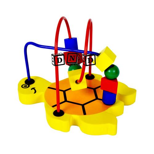 Foto Produk Mainan Edukatif / Edukasi Anak - Alur Kawat - Kura Kura / Turtle dari Toko DnD