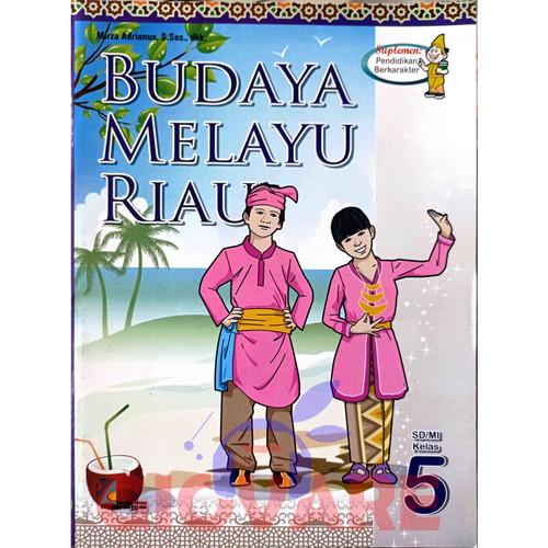 Jual Buku Bmr Budaya Melayu Riau Sd Sekolah Dasar Kelas 5 Kota Dumai Giovare Shop Tokopedia