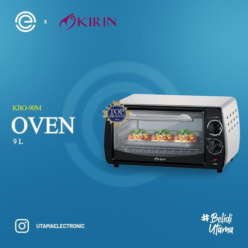 Foto Produk KIRIN Oven Listrik - KBO-90M dari UTAMA_ELECTRONIC