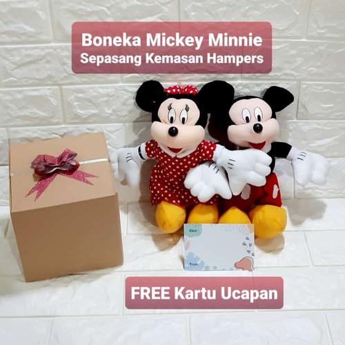 Foto Produk BONEKA MICKEY MINNIE MOUSE - Hampers dari Nay & Nadh Toys