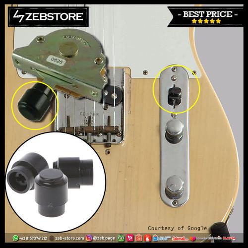 Foto Produk Switch Cap Telecaster Vintage Black dari Zeb Hobbies Store