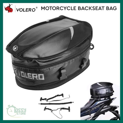 Foto Produk Tas Motor Touring CUCYMA Travel Motorcycle Backseat Tail Storage Bag dari Glosystore