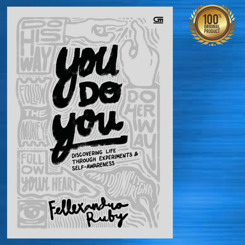 Foto Produk Buku You Do You - Discovering Life Through Experiments & Self dari Book_Store452