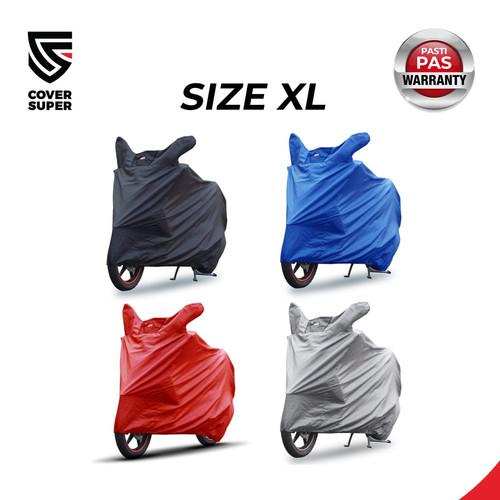Foto Produk Cover Motor Honda Vario 150 Waterproof dari bodycoversuperid