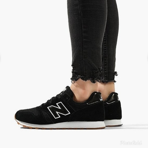 New Balance Wl 373 Btw Blackwhitegun