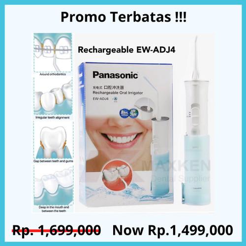 Foto Produk Panasonic dental water flosser EW-DJ4 dental irrigator semprot gigi dari Maxken Dental Supplier