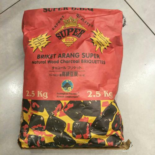 Foto Produk Wen's Briket Arang Super / Briket Arang 2.5 kg dari SEMBAKO EL Barraq