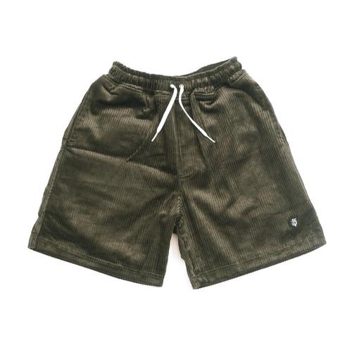 Foto Produk BABY ZOMBIE - Mach Olive Green Shortpants - L dari Baby Zombie Co.