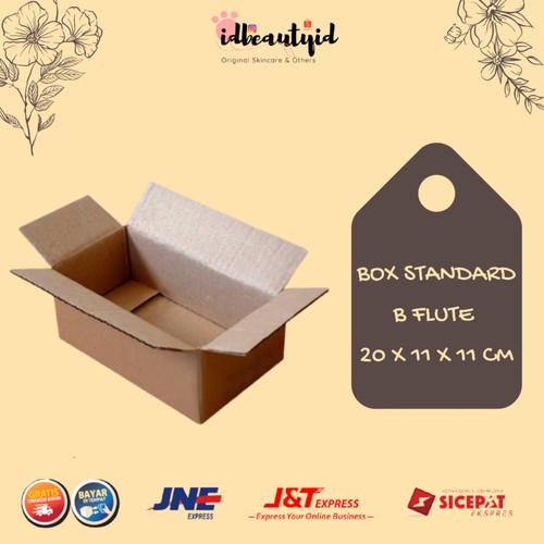 Foto Produk Kardus Box Polos - Karton Packing 20x11x11 cm dari idbeautyid