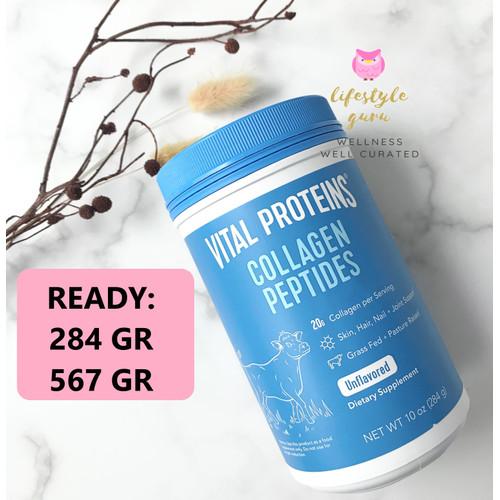 Foto Produk Vital Proteins Collagen Peptides Unflavored 284 GR 567 GR ORI USA - 284 GR dari lifestyleguru