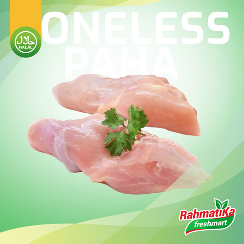 Foto Produk Boneless Paha Ayam Segar / Fillet Paha Ayam Fresh 1 kg (Ayam Segar) dari Rahmatika Freshmart