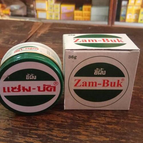 Foto Produk Zam-Buk, Zambuk Thailand 36gram original dari sm89 jaya
