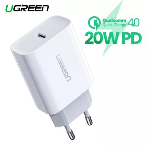 Foto Produk Charger UGREEN 18W Power Delivery 3.0 Fast Charging dari U.SHOP