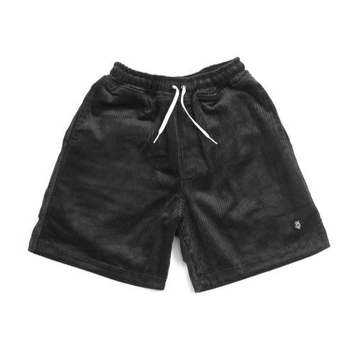 Foto Produk BABY ZOMBIE - Tumma Black Shortpants - L dari Baby Zombie Co.