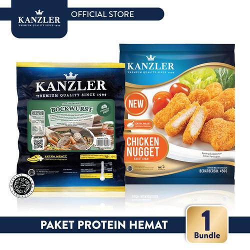 Foto Produk Paket Protein Hemat dari Kanzler Official Store