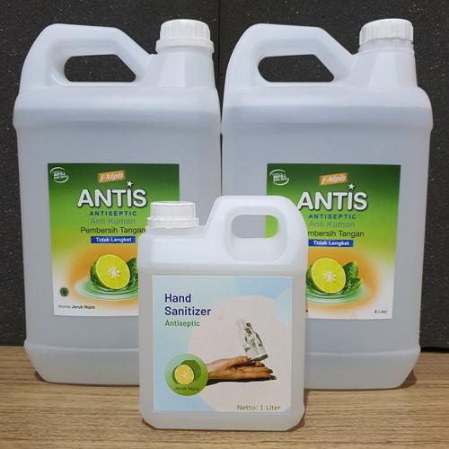 Foto Produk Antis Hand Sanitizer 1 Liter Original Product dari ILOSHOP_