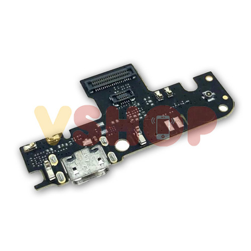 Foto Produk Flexibel Flexibel Con TC Konektor Conektor Charger Redmi Note 5A dari vshop sparepart
